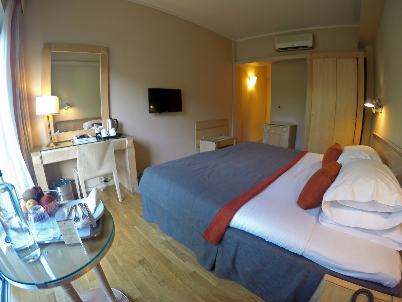 The Herodion Hotel Room