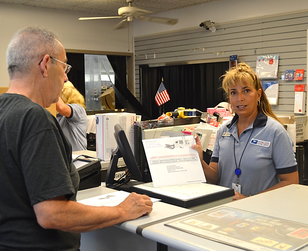 Us Postal Service West Palm Beach Florida