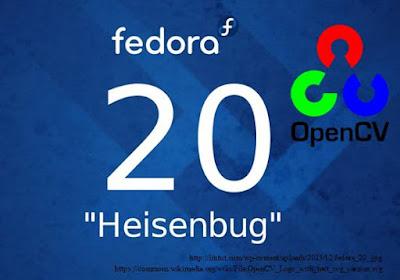 Fedora20-OpenCV