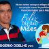 Mensagem do vereador Rogério Coelho