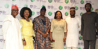 Glo Celebrates With LBS Alumni Association at President's Dinner