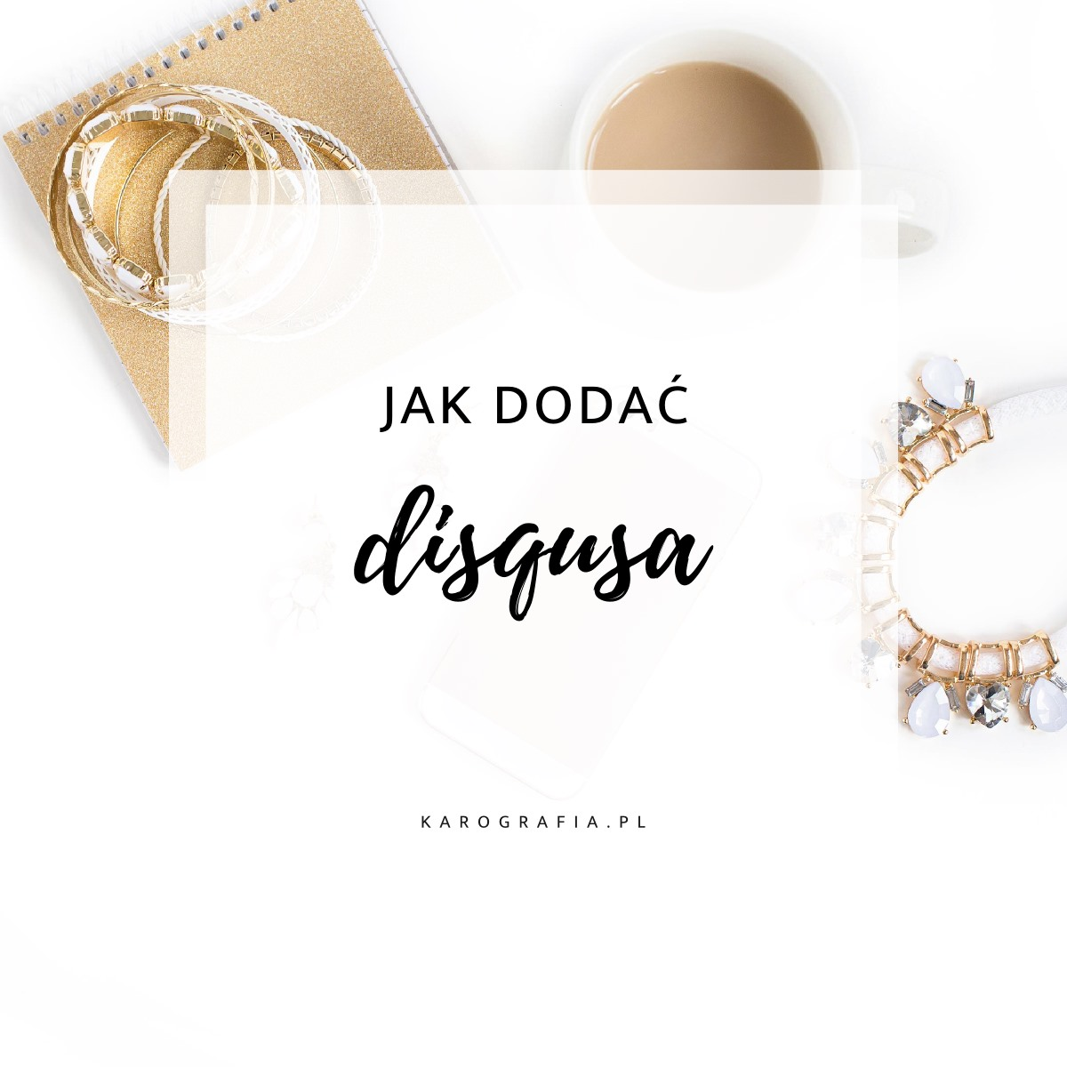 Jak dodać Disqusa do Bloggera? Instrukcja krok po kroku!