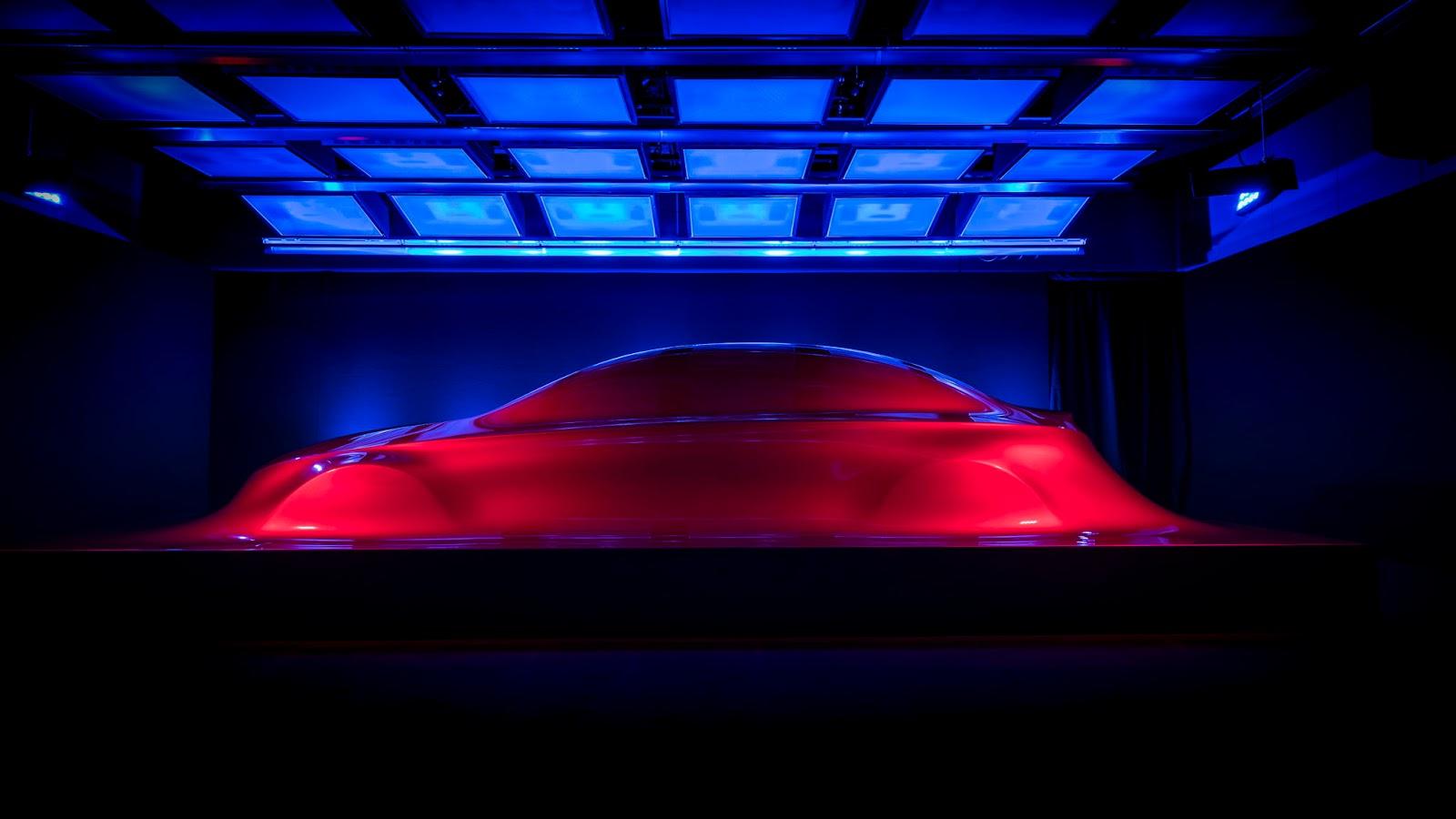 Mercedes Aesthetics A Concept Previews New Design Language