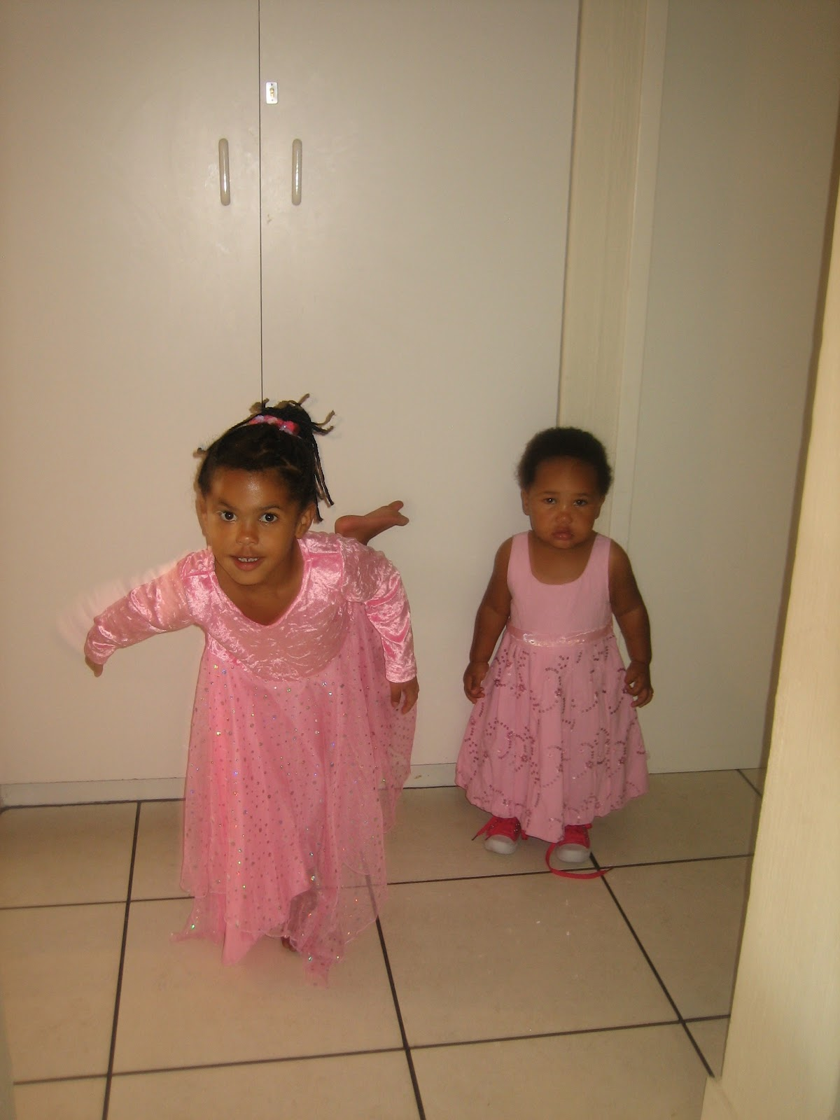 Dancing princesses