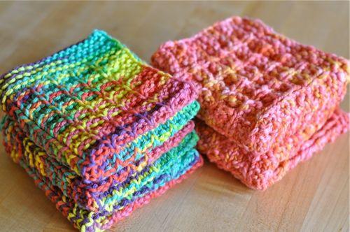 Thread Nique Summer Knitting Ideas