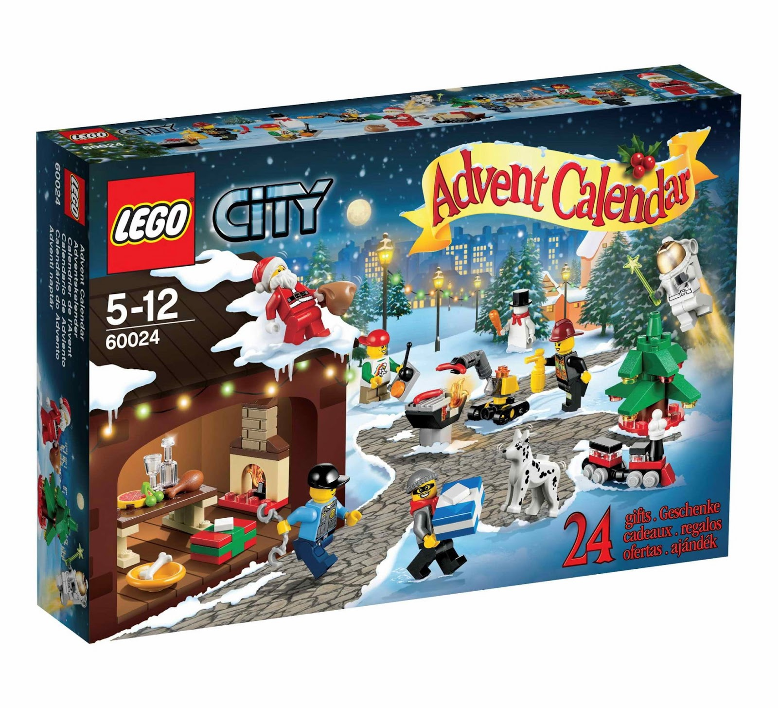lego gossip 100513 lego 60024 city advent calendar box. Black Bedroom Furniture Sets. Home Design Ideas