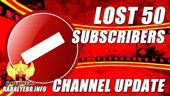 YouTube Subscriber Purge ★ Lost 50 Subscribers ★ Channel Update