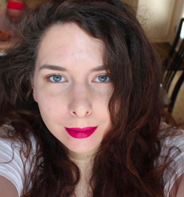 Wet n Wild Megalast Liquid Catsuit Matte Lipstick in Nice to Fuchsia