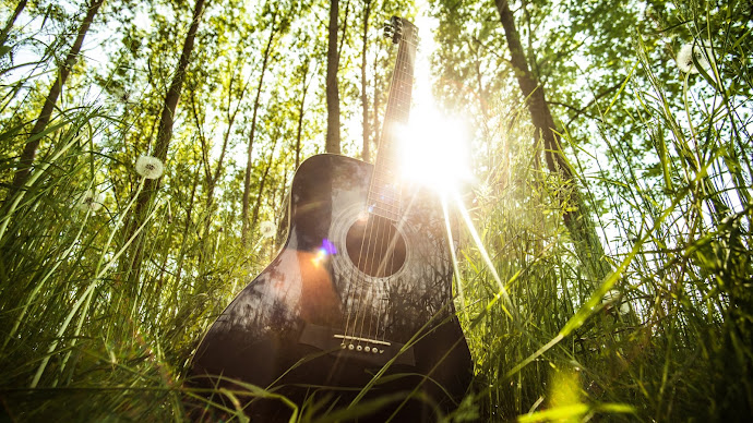 Wallpaper: Guitar