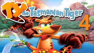 TY the Tasmanian Tiger-CODEX