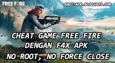 Download F4X Apk Free Fire - Cheat Game FF Terbaru 2019