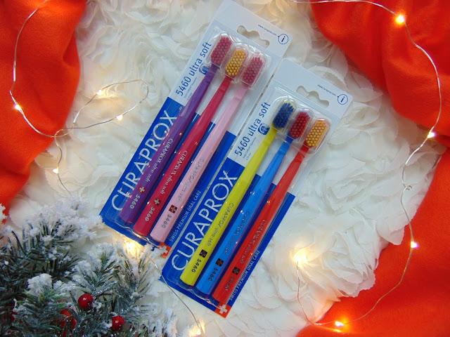 Curaprox - Szczoteczki do zębów, których używa cała moja rodzina