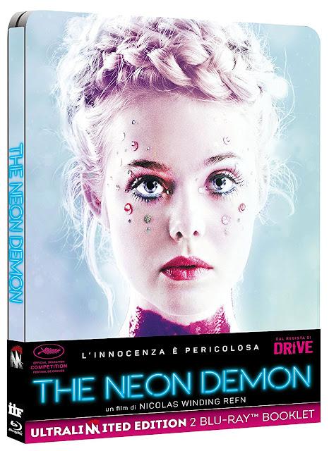 Nicolas Winding Refn Blu-Ray