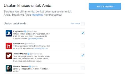 Cara Daftar dan Membuat Akun Twitter Terbaru 6