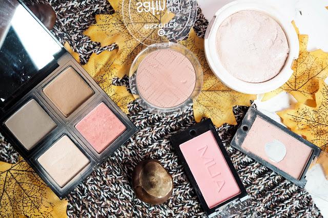 Favourite budget makeup picks.
