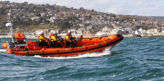 The Royal National Lifeboat Institution at Lyme Regis ielts reading