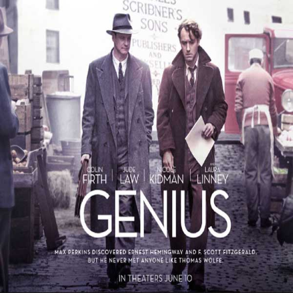 Genius, Film Genius, Movie Genius, Genius Sinopsis, Genius Trailer, Genius Review, Download Poster Film Genius 2016