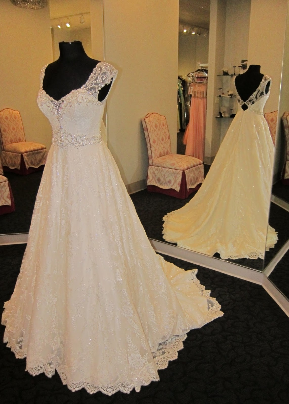 c1c08a2fe2c1 Le Dress Boutique Is An Appointment Only While You Can Walk In To Browse  Anytime Try
