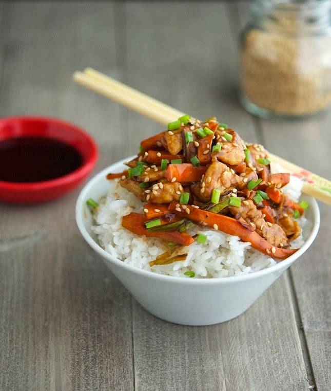 Easy Soy-Ginger Chicken (Low Carb & Gluten-Free)