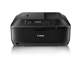 Canon Pixma MX452 Wireless Office All-In-One Printer Driver Download