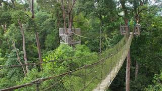 Kawasan Wisata Bukit Bingkirai