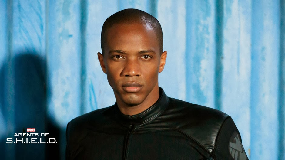Deathlok played by J August Richards Mike Peterson