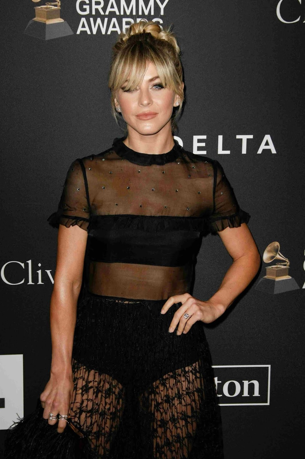 Julianne Hough - The Recording Academy And Clive Davis 2019 Pre-GRAMMY Gala in Beverly Hills - 02/09/19