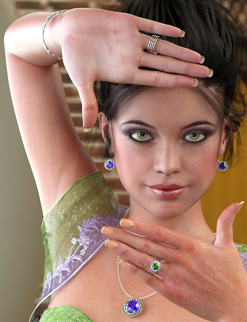 Modern Treasures for Genesis 3 Female