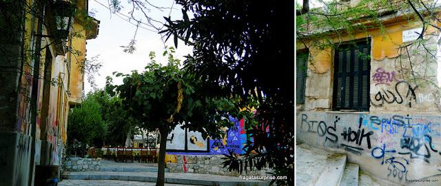 Bairro de Thisio, Atenas