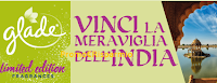 Logo Vinci La Meraviglia dell'India con Glade Limited Edition