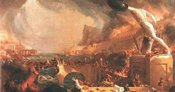 Image result for fall of Rome blogspot.com
