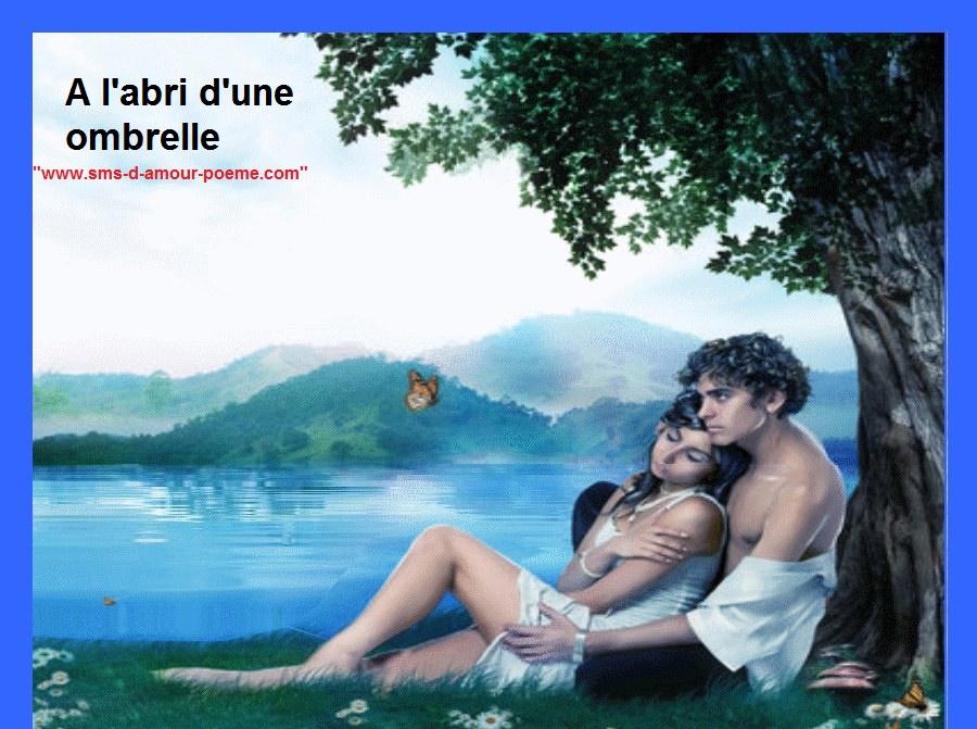 Duo de plumes Danièle LABRANCHE - Pierre-Jean BOUTET  A l'abri d'une ombrelle