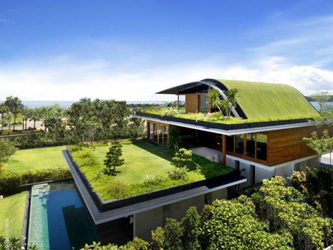 Captivant F57d712a127d0257d791a3838a45f965   Meera Par Guz Architectes : Maison Verte  à Singapour