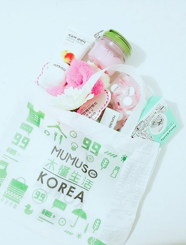 You'll be Surprised What I've Got from MUMUSO Korea!