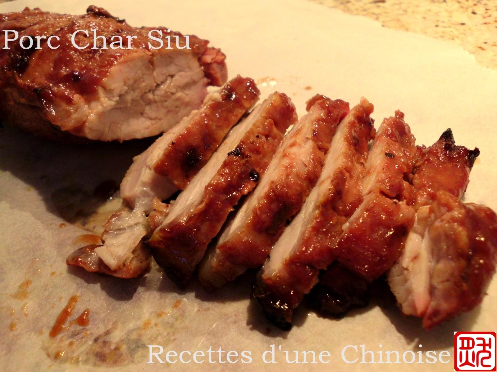 recettes d 39 une chinoise porc char siu porc r ti cantonais ch sh o r u. Black Bedroom Furniture Sets. Home Design Ideas