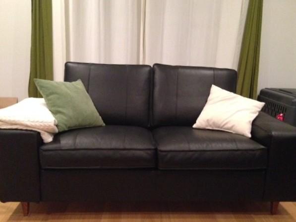 Paying It All Back Ikea Hack Kivik Sofa New Legs