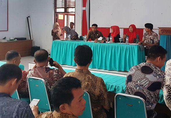 Kec. Benteng Gelar Rapat Persiapan Verifikasi, Kecamatan Sehat 2017