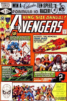 Avengers Annual #10 image