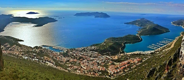 kas turkey