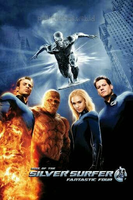 Sinopsis film Fantastic Four 2: Rise of the SIlver Surfer (2007)