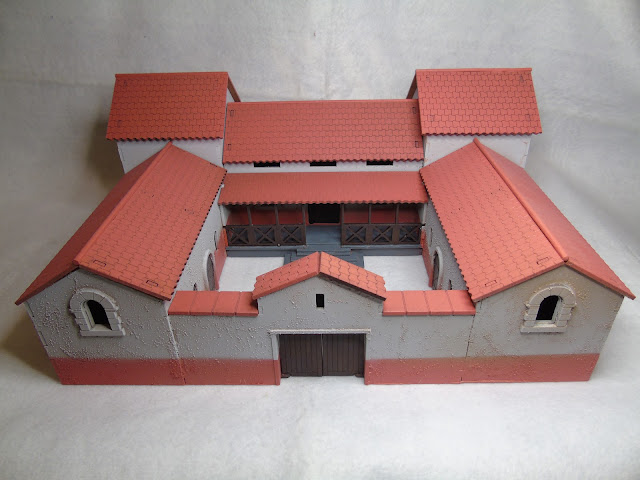 warbases roman villa scenery building gangs of rome