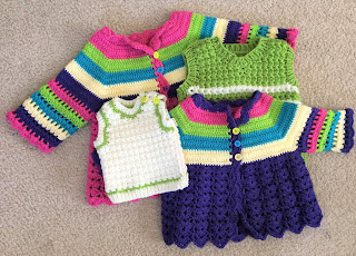 4 Little Sweaters - AnnaVirginia Fashion