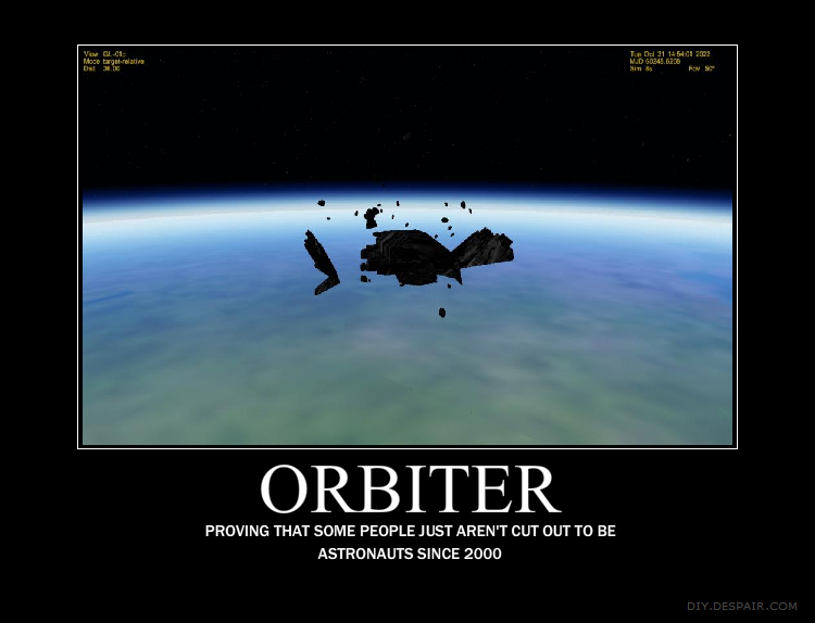 orbiter space flight simulator - photo #45