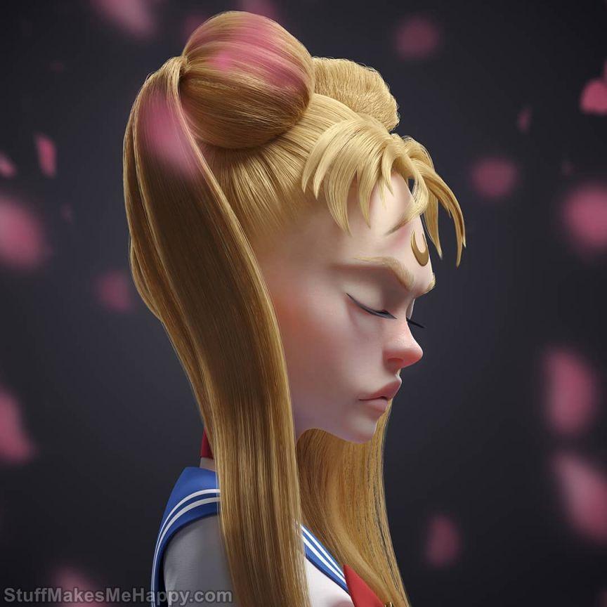 15. Sailor Moon