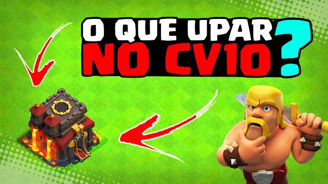 O que upar no Centro de Vila CV - Clash of Clans