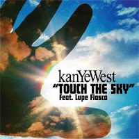 Kanye West - Touch the Sky - original single cover