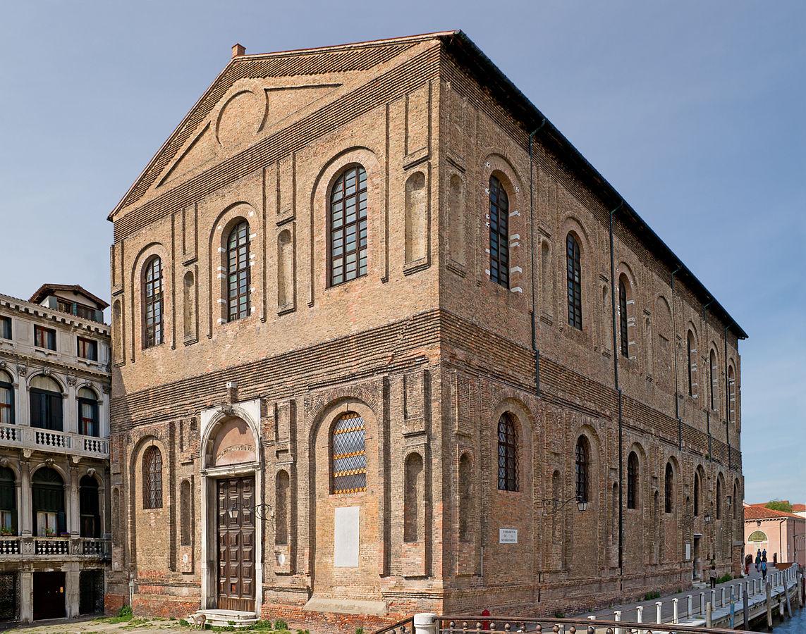 reopening of the scuola grande della misericordia