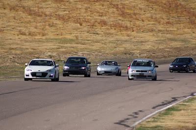 Emich Track Day Near Denver Colorado