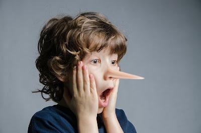 Trẻ em nói dối lúc 2 tuổi