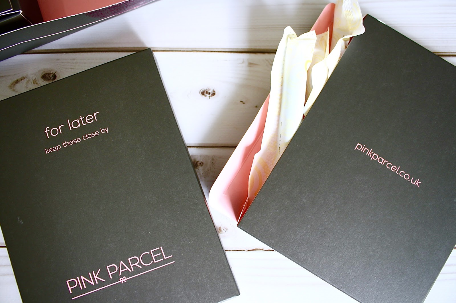 Pink Parcel Subscription Box Review